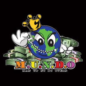 M.U.N.D.O: Man Up No Do Overs